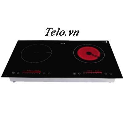 Bếp điện đôi từ và hồng ngoại Joshii JVC-116K