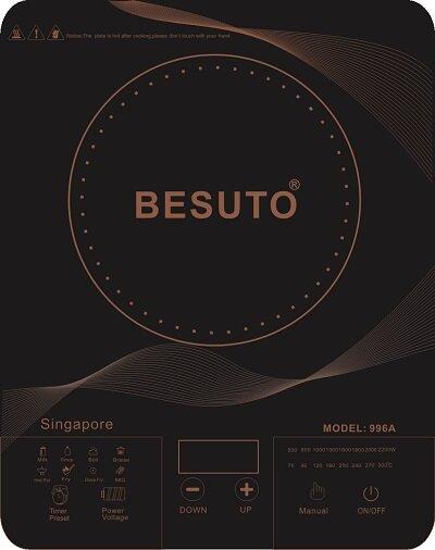 Bếp điện từ Besuto 996A