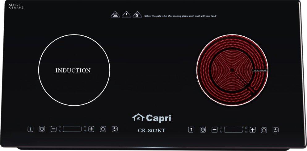 Bếp điện từ Capri CR-802KT
