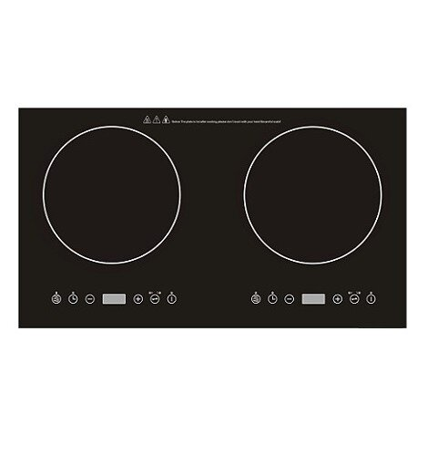 Bếp điện từ đôi Hotor DHC-1821 - Bếp đôi