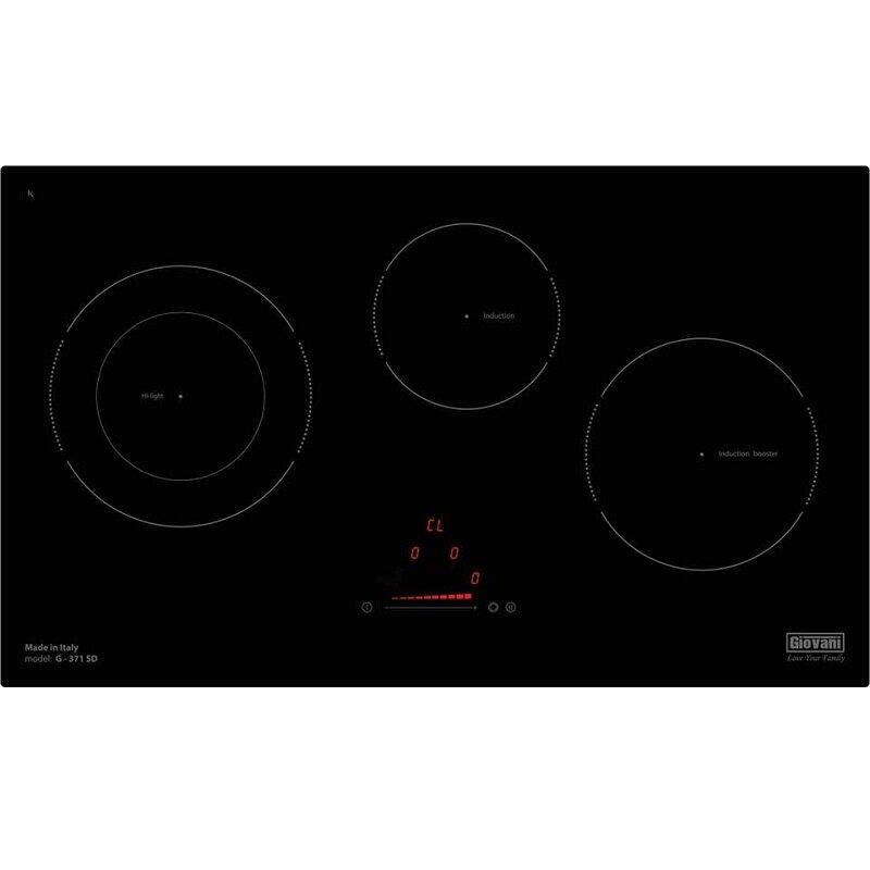 Bếp điện từ Giovani G- 371 SD - tổng công suất 4900w