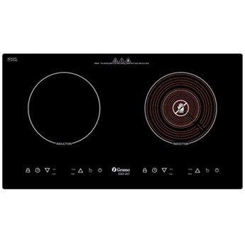 Bếp điện từ hồng ngoại Grasso GS-6IT bếp đôi