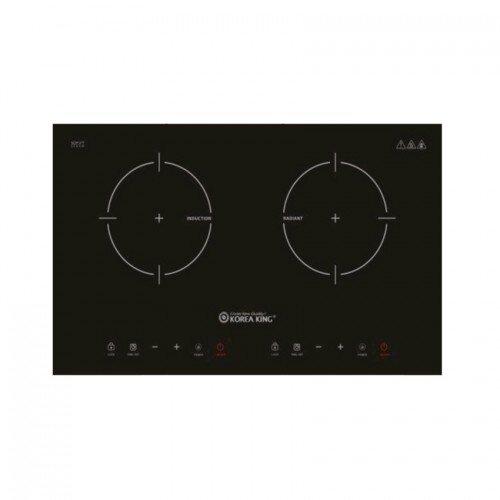 Bếp Điện từ - hồng ngoại kết hợp KIC-4500RH