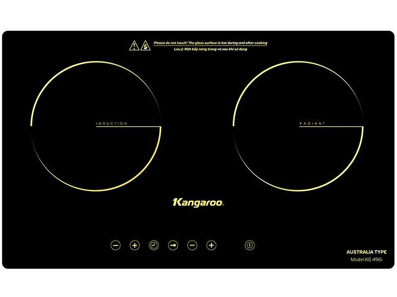 Bếp điện từ hồng ngoại KANGAROO KG496i (KG-496i) - 3100W