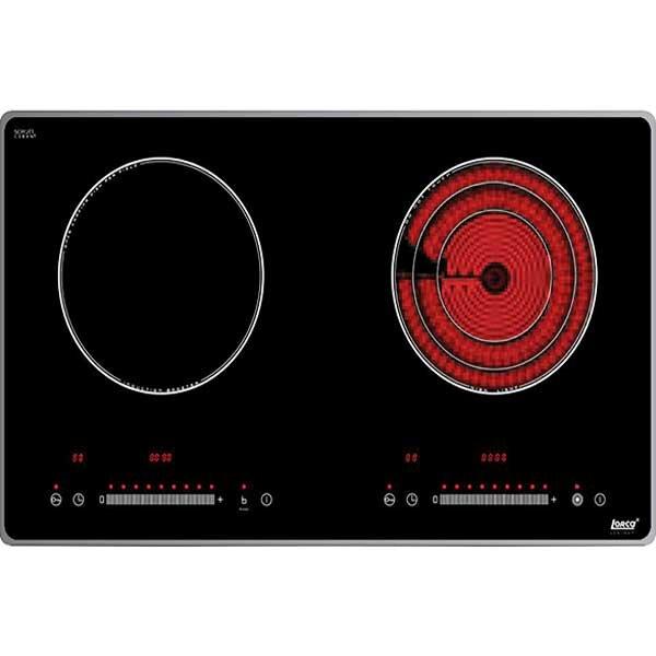 Bếp điện từ Lorca LCE 807 - Tổng công suất: 4400W , Kích thước mặt bếp: 730 X420mm