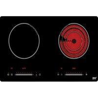 Bếp điện từ Lorca LCE806 - Tổng công suất: 4400W , Kích thước mặt bếp: 730 X420mm