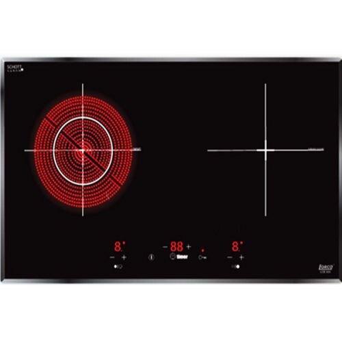 Bếp điện từ Lorca LCE808 (LCE-808) - Bếp đôi (1 bếp từ + 1 bếp hồng ngoại)