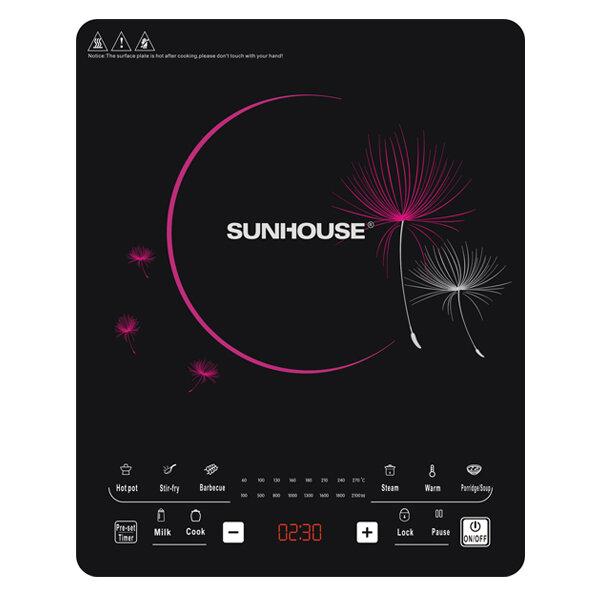 Bếp điện từ Sunhouse SHD6862 (SHD 6862) - cảm ứng