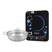 Bếp điện từ Taka TKE995 - 2000W