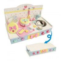 Bếp đồ chơi cho bé Mother Garden MG268