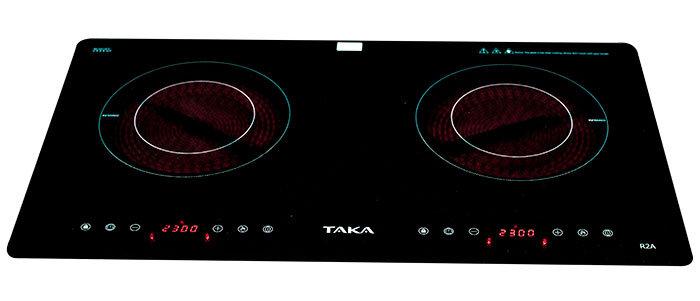 Bếp đôi hồng ngoại Taka TK-R2A