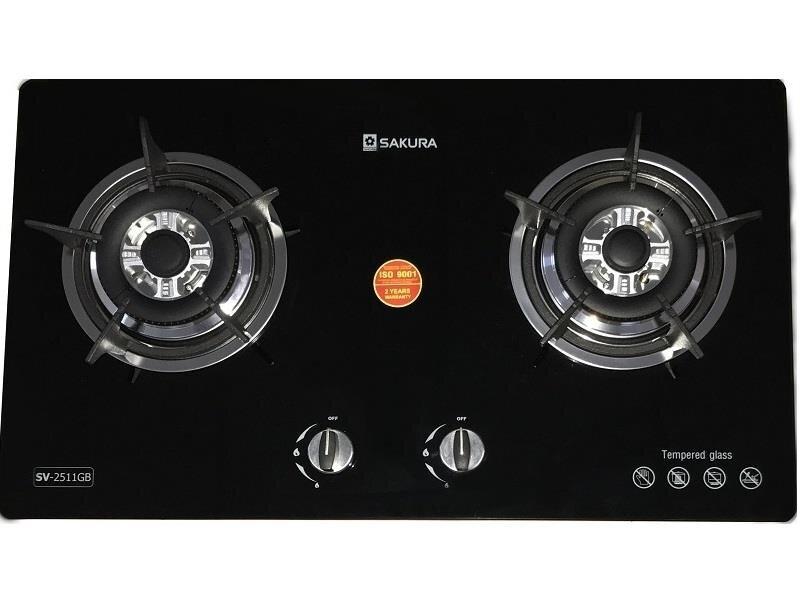 Bếp ga âm Sakura SV-2511GB