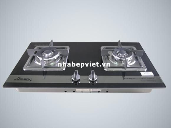Bếp gas âm cao cấp Sunhouse APB8813S - 2 bếp