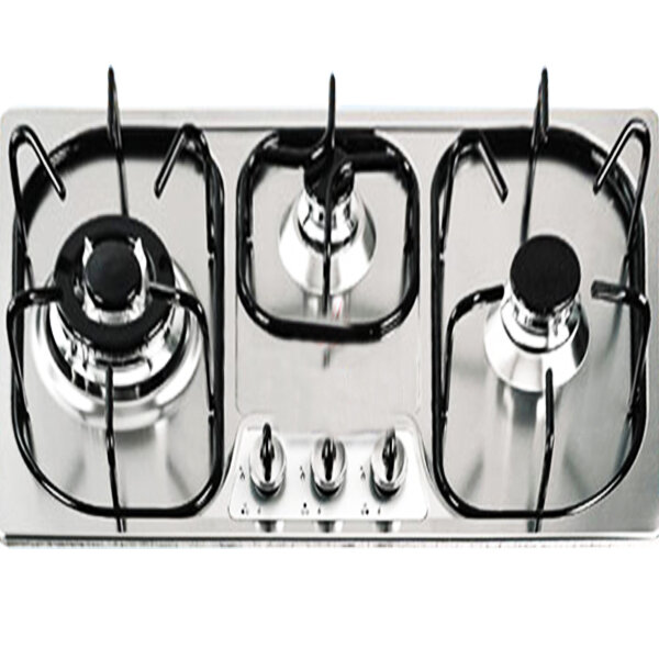 Bếp gas âm kết hợp điện ELBA 74-300ss