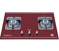 Bếp gas âm Malloca AS-9402R (AS-9402 R) - Bếp đôi