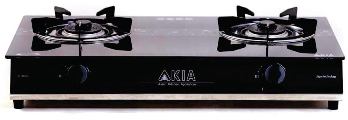 Bếp gas đôi Akia 750SG