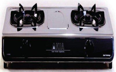 Bếp gas dương Akia A-740AS