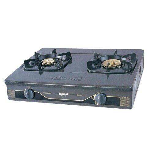 Bếp gas dương Rinnai RV-660(G) - Bếp đôi