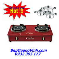 Bếp gas hồng ngoại FALKO SA601B