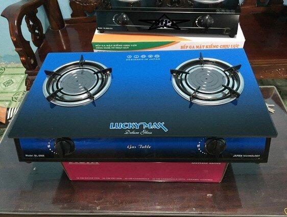 Bếp gas hồng ngoại Luckymax Bl-5900