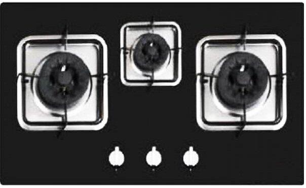 Bếp gas kính âm Napoli CA 908B3