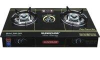 Bếp gas Sunhouse SHB3365 (SHB-3365) - Bếp đôi