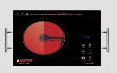 Bếp hồng ngoại đơn Besuto 869B