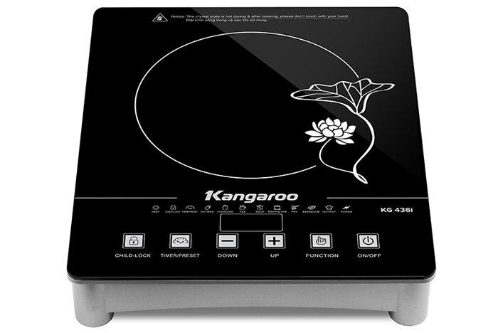 Bếp hồng ngoại đơn Kangaroo KG436i