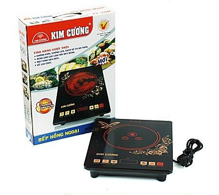 Bếp hồng ngoại Kim Cương YT-20DN - 2000W