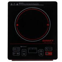 Bếp hồng ngoại Sanaky SNK2101HG (SNK-2101HG) - bếp đơn, 2000W