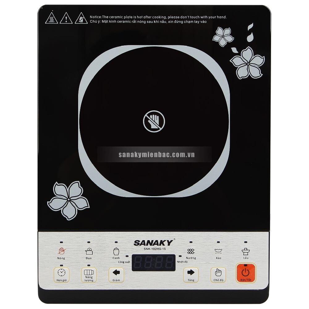 Bếp hồng ngoại Sanaky SNK-102HG-1S
