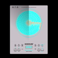 Bếp hồng ngoại Sunhouse SHD6006 (SHD-6006) - Bếp đơn, 2000W