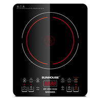 Bếp hồng ngoại Sunhouse SHD6005 (SHD-6005)- Bêsp đơn, 2000W