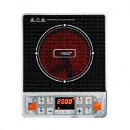 Bếp hồng ngoại Taka TK-DQ01C, Bếp đơn, 2000W
