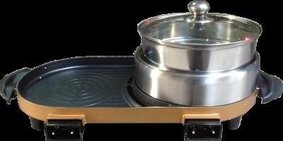 Bếp lẩu nướng điện Happycall JSL-22