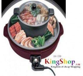 Bếp lẩu nướng Homemax HMNL-GSK-150B