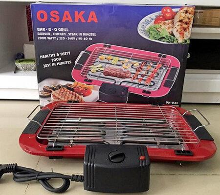 Bếp nướng điện không khói cao cấp Osaka DH-033
