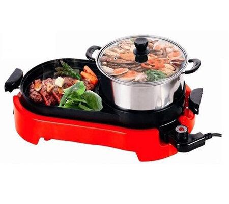 Bếp nướng lẩu điện Congding DS-6048A