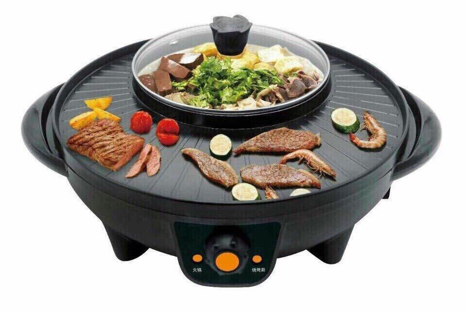 Bếp nướng lẩu điện GR-36