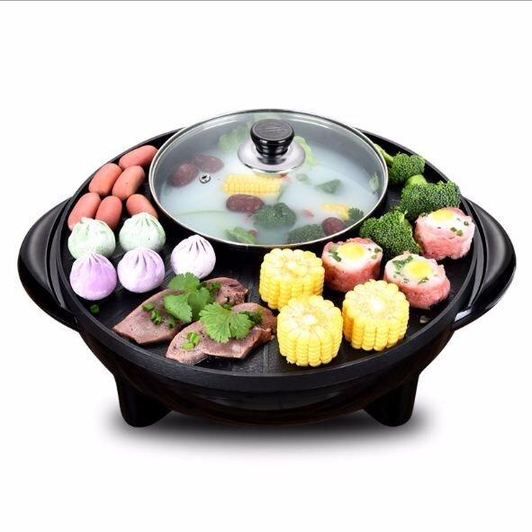Bếp nướng lẩu HC003