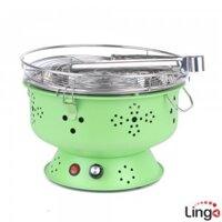 Bếp nướng than Hoa BN340