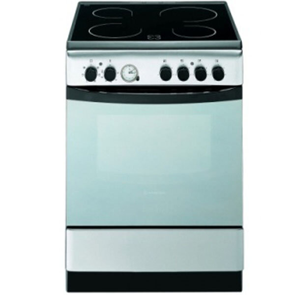 Bếp tủ Ariston CE6VM3X (CE6VM3XR) - 4 điện cảm ứng ,1 lò nướng, inox