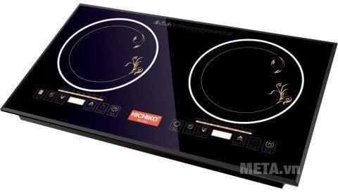 Bếp từ đôi Hichiko HC-2501