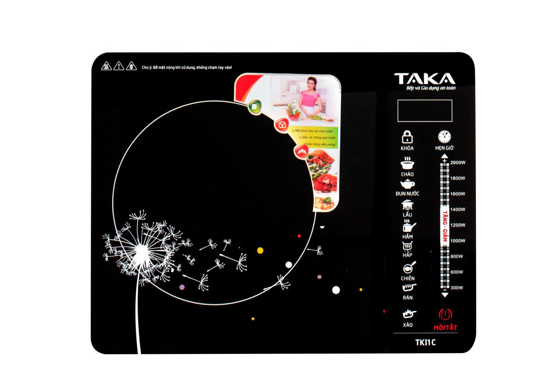 Bếp từ đơn Taka TKI1C