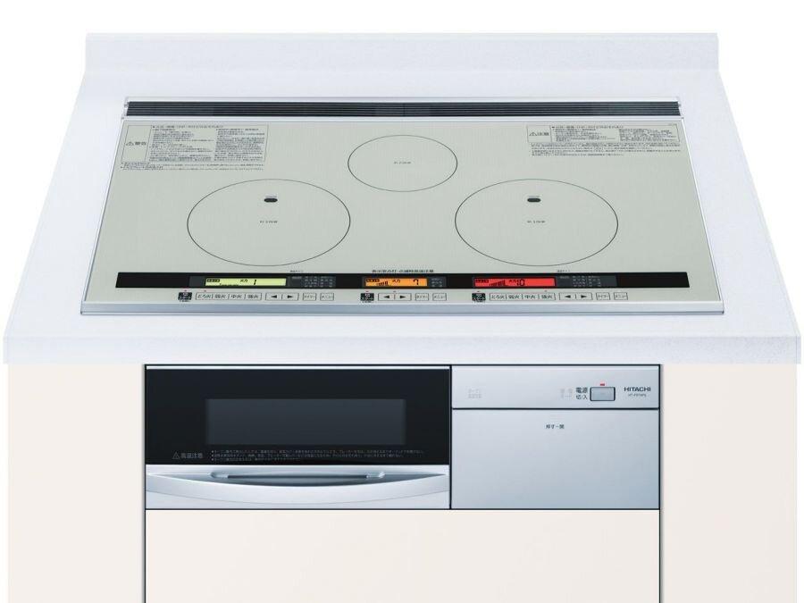 Bếp từ Hitachi HT-E8TWFS