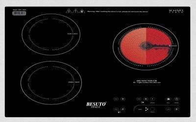 Bếp từ hồng ngoại Besuto BST-8689