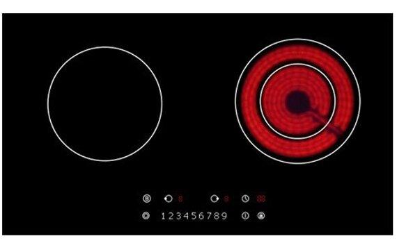 Bếp từ hồng ngoại đôi Ferroli IC4200EN