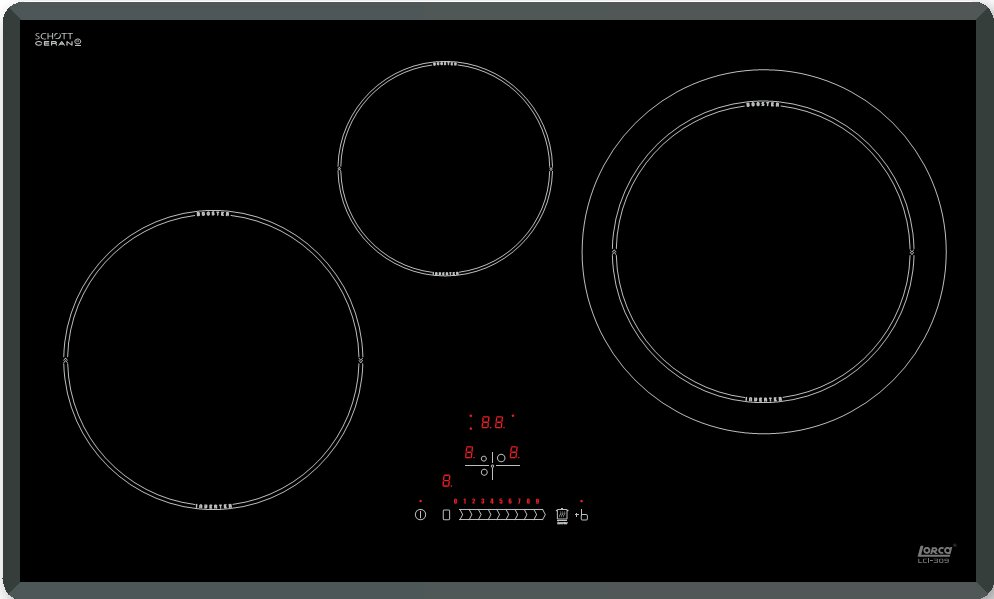 Bếp từ Lorca LCI-309