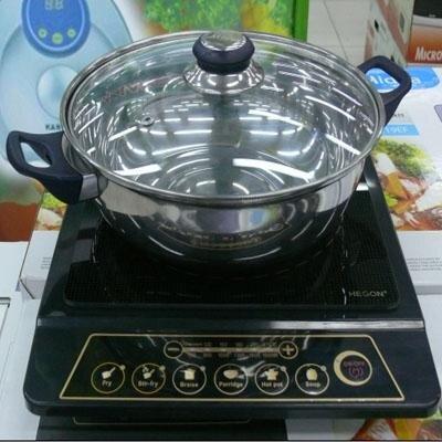 Bếp từ Midea MISV19EF - 1900W