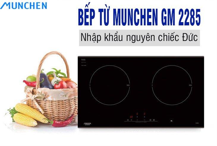 Bếp từ Munchen GM2285 (GM 2285)